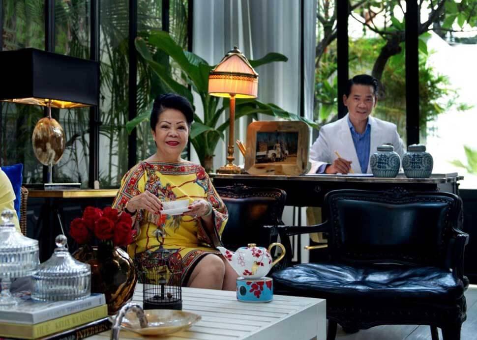 Thành công của Thái Công không thể thiếu sự hiện diện của gia đình