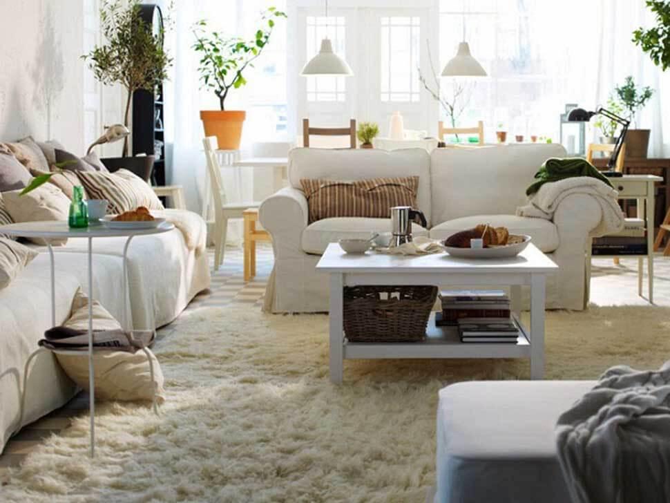 Không nên bố trí nhiều đồ nội thất nếu không muốn ngôi nhà thêm rườm rà