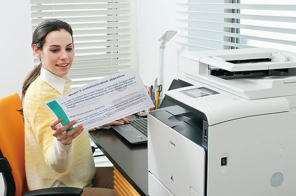 mở quán photocopy