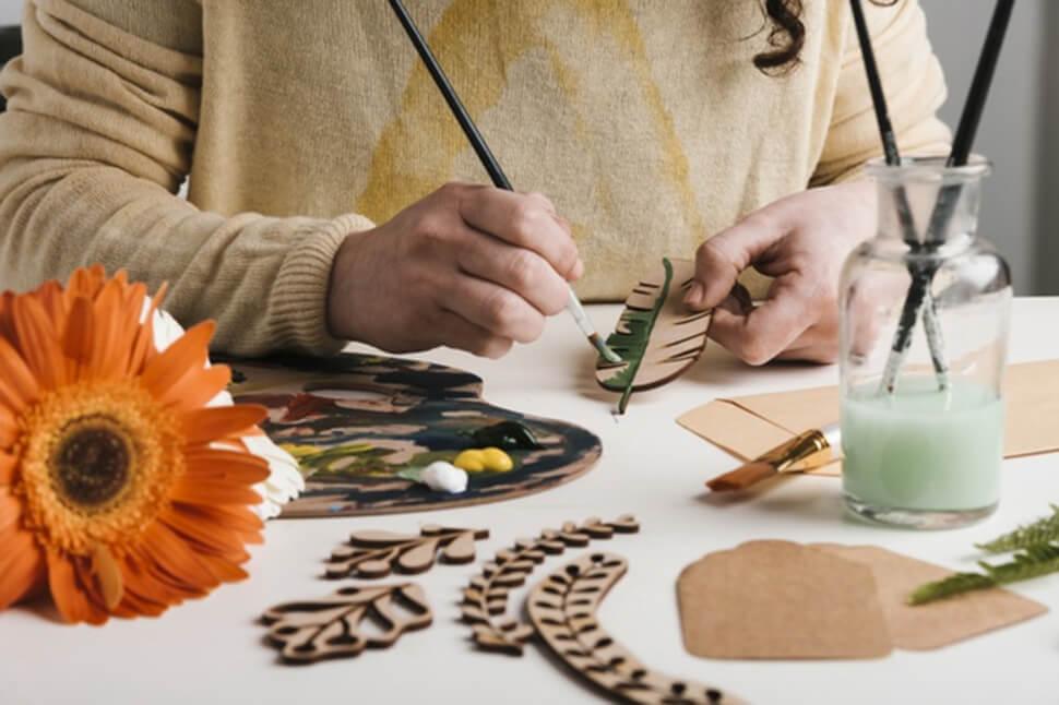 kinh doanh 200 triệu đồ handmade