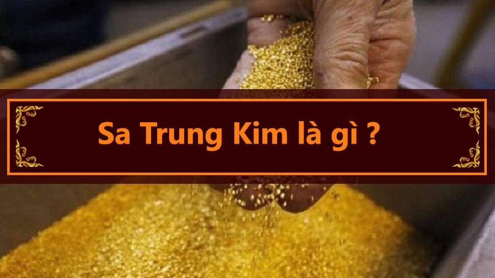 Sa Trung Kim
