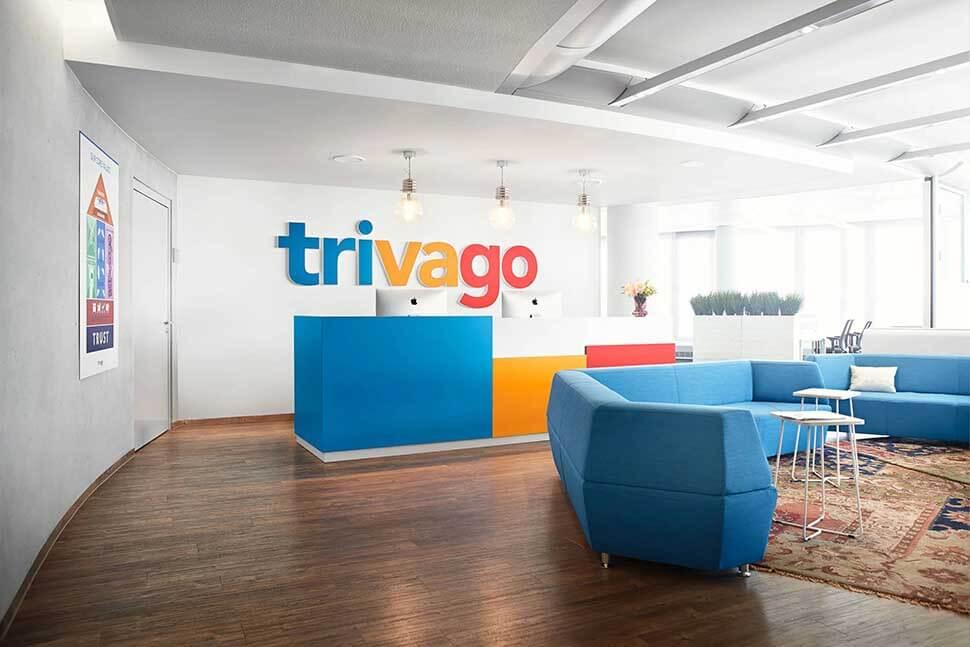 app đặt phòng khách sạn uy tín Trivago
