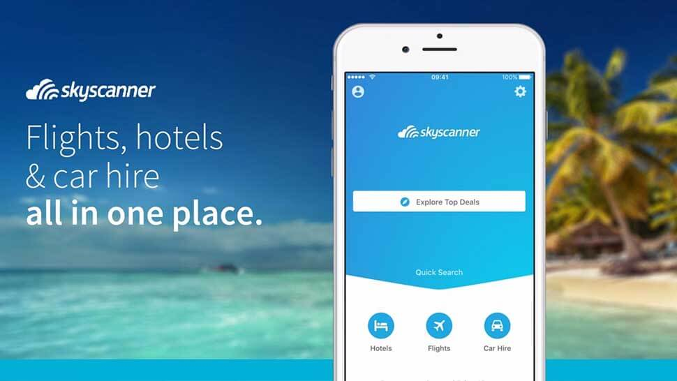 Alo Trip là app đặt vé máy bay tốt 2021