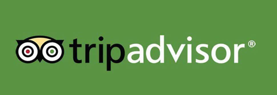 App đặt vé tripAdvisor