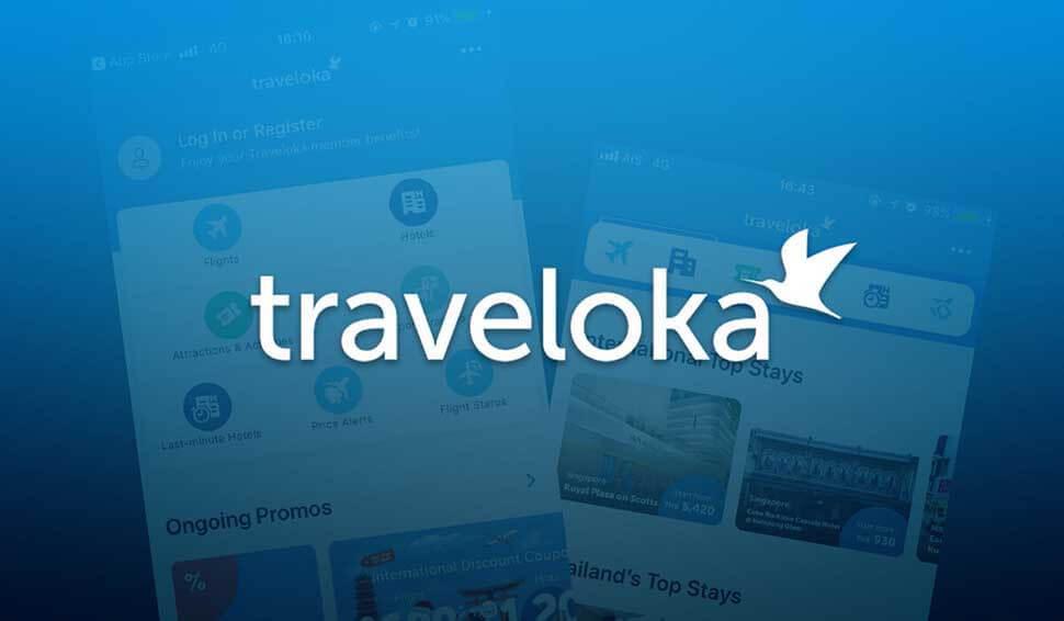 Traveloka là app đặt phòng khách sạn uy tín
