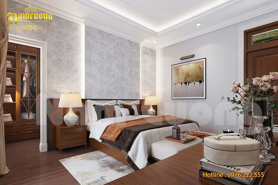 thiết kế phòng ngủ nhà đẹp