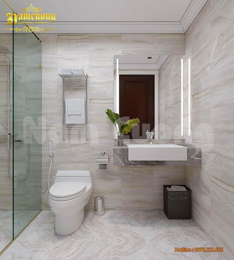 cách chống trơn trượt nhà tắm