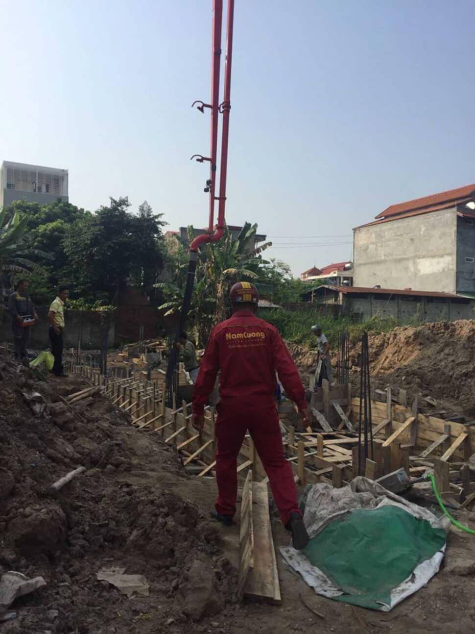 giám sát xay dựng nhà phố